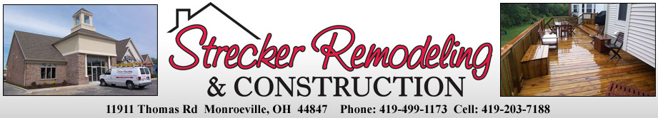 Remodeling and Construction in Northern Ohio